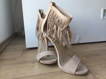 Prelepe jednom.obuvene sandale br40 - Beograd