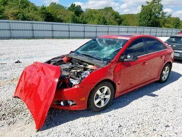 Chevrolet Cruze 1.4 l. 2013 | 5000 km