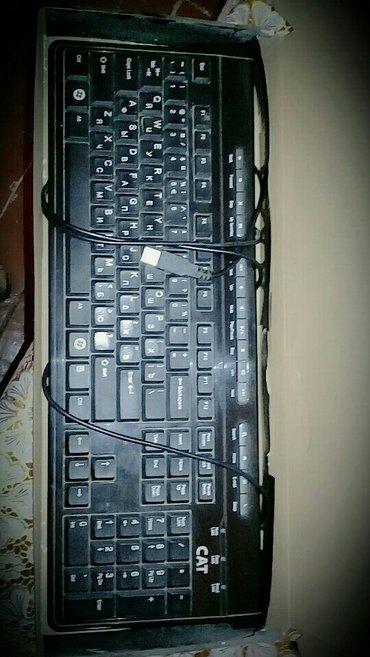 фортепиано на клавиатуре в Азербайджан: Не новая.В хорошем состоянии. klaviatura yaxwi veziyette