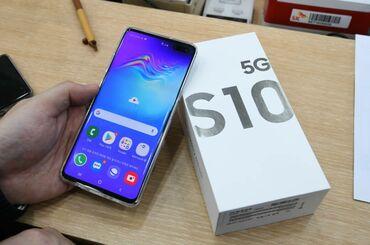 iphone 5 gold - Azərbaycan: Yeni Samsung Galaxy S10 512 GB qızılı