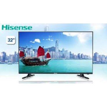 hd-mpeg4-dvb-t2 в Кыргызстан: Телевизор HISENSE 32КОРОТКО О ТОВАРЕ· ЖК-телевизор, 720p HD·