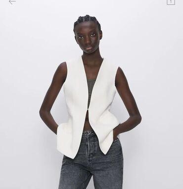 Новая жилетка Zara размер М