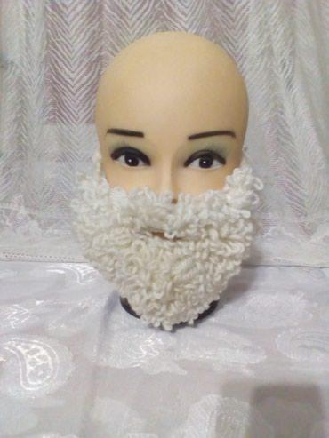 Маска - борода. вяжу сама. ваша в Бишкек
