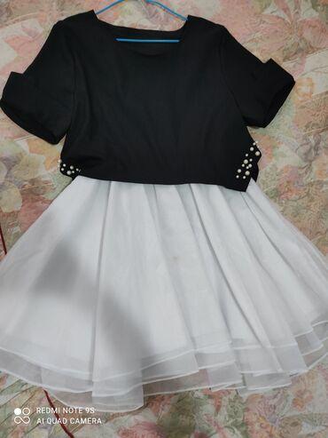 Женская платья в корейском стиле. Чуть выше колен. Есть маленькая