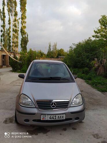 Транспорт - Талас: Mercedes-Benz A 160 1.6 л. 1999