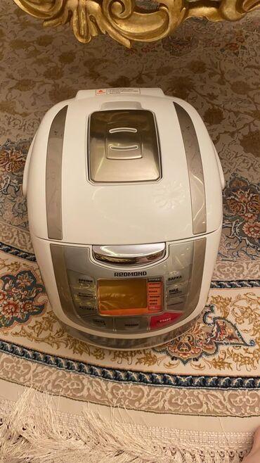 3d ткань в Азербайджан: Redmond Multicooker. Yemek bisiren cihaz. Cihazla istenilen yemeyi