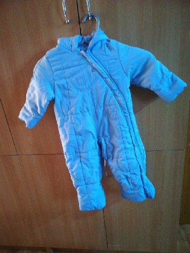 Dečija odeća i obuća - Rumenka: Dečiji skafander prelep i očuvan. Za dete od 9 do 12 meseci