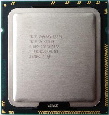 Процессоры - Кыргызстан: Xeon E5504 LGA 1366Количество ядер 4Количество потоков 4Базовая