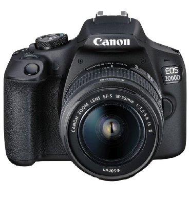 фотоаппарат canon eos 1100d в Кыргызстан: Продаю новый фотоаппарат Canon EOS 2000D – идеальный выбор в качестве