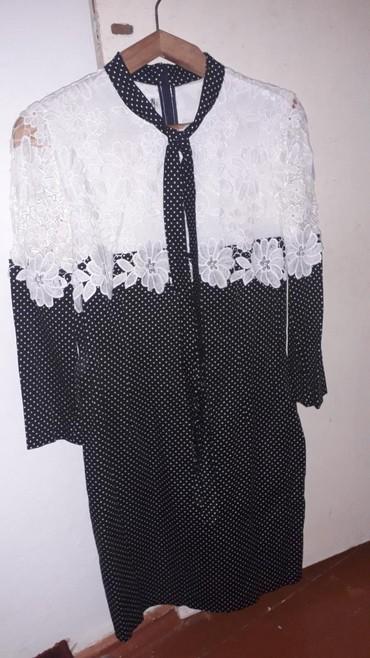 Женская одежда в Каинды: Классическое платье. размер 36. состояние отличное. отдам за 700
