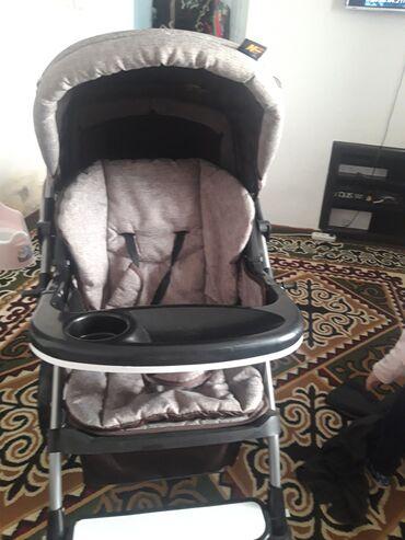 Детский мир - Таджикистан: Срочно продаю детскую коляску. Состояние отличное, практически новая к