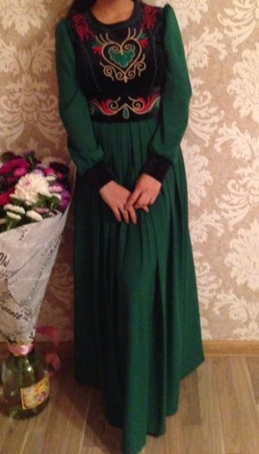 Одевала один раз в Бишкек