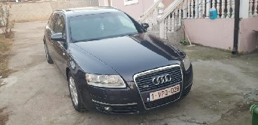 Audi a6 2 8 at - Srbija: Audi A6 2007