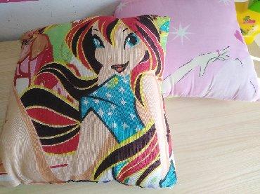 Dečiji jastuci Višak u kući Cena za oba 290 din