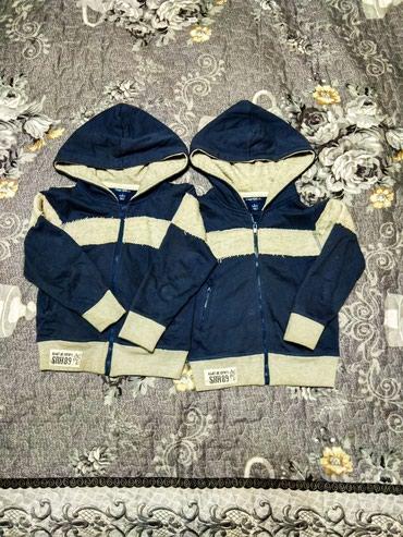 Продам курточки тканевые. Б/у, в Бишкек