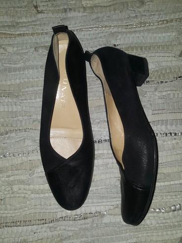 Ženska obuća | Jagodina: Kožne cipele bez ostecenja 37 1/2. udobne imaju svoj anatomski djon