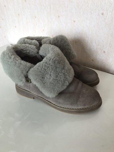 Угги в Кыргызстан: Зимние полусапоги, в хорошем состоянии
