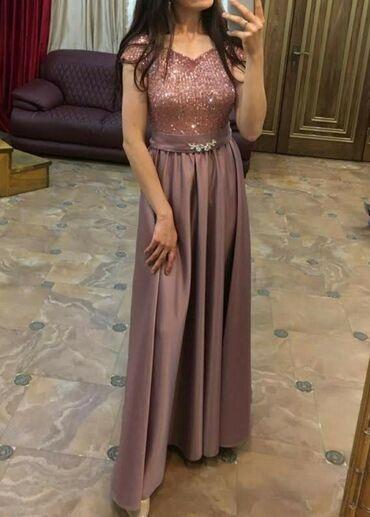 Шикарное платье! Надевала всего один раз. Покупала за отдам за