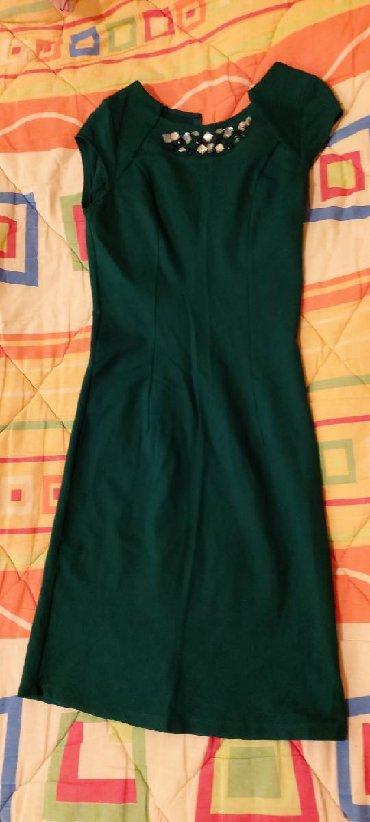 Svaku-priliku-haljina - Srbija: Zelena haljina prati liniju tela,zenstvena,model haljine za svaku