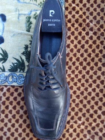 Туфли кожаные б/у, размер 41 подойдут на 42 размер. Купленные в