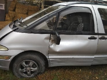 тойота эстима люсида в Кыргызстан: Toyota Estima 1994