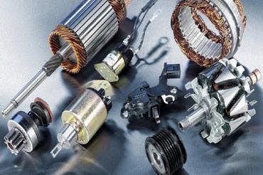 Услуги - Токмок: Электрика | Ремонт деталей автомобиля