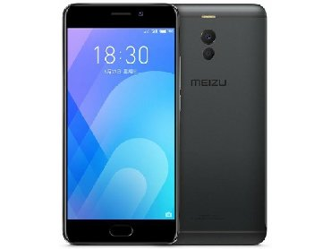 meizu m5 note white в Кыргызстан: Продаю или меняю на что-нибудь meizu(мейзу) m6 note сенсор разбит