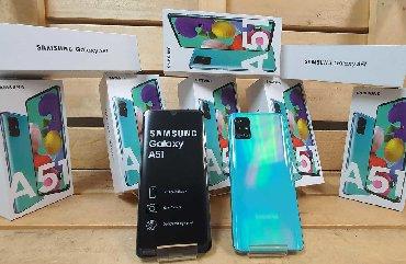 Samsung-a51-qiyməti - Azərbaycan: Yeni Samsung A51 128 GB göy