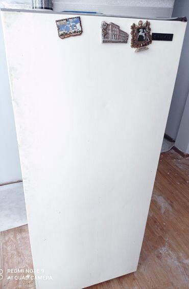 Электроника - Орто-Сай: Б/у Двухкамерный   Белый холодильник