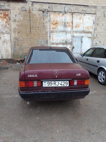 Avtomobillər - Oğuz: Mercedes-Benz 190 2 l. 1992 | 500000 km