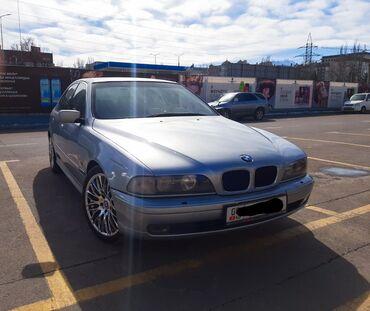 BMW 5 series 2.8 л. 1999 | 220000 км