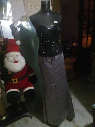 Платье вечернее... новое р-р 44-46 корсет в Бишкек