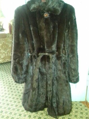 Продаю норковую шубу,одевала пару раз в Бишкек