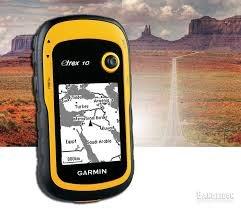 Bakı şəhərində GPS eTrex 10 (GARMİN) torpağın sahəsinin ölçməyi üçün,