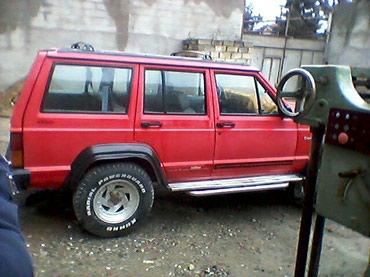 Bakı şəhərində Jeep 2000 1995