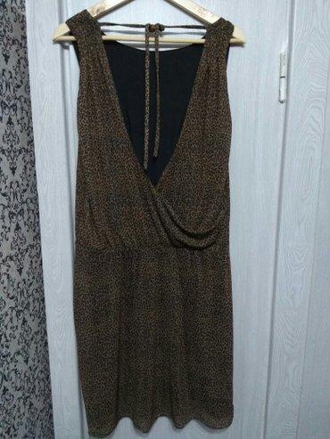 Продаю платье с открытой спинкой отл. сост. цена 300 в Бишкек