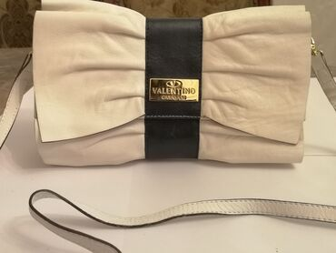 Original Valentino Çanta - Bantik Çanta   Uzunluğu - 29 cm Hündürlüyü