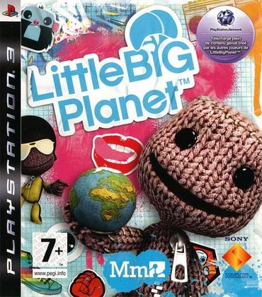 Bakı şəhərində Ps3 *Little Big Planet*