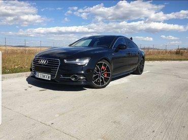 Audi A7 3 l. 2016 | 168000 km