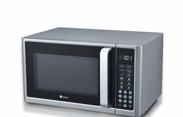 Elektronika Siyəzənda: Mikrodalgali soba Silver Model M25 40 hecm 25 litrgücü 900 wtYALNIZ