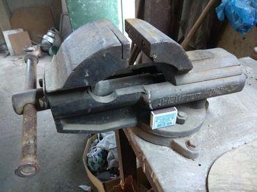 Тиски СССР Гост4045-57Тиски мал губы5см-700Надфили плоские по 30с14