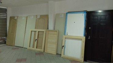 Drveni prozori i vrata ulazna i balkonska proizvode se u svim - Belgrade