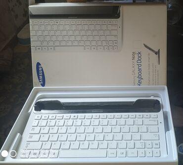 Клавиатуры - Кыргызстан: Продаю Keyboard Dock Samsung GALAXY NOTE,в отличном состоянии