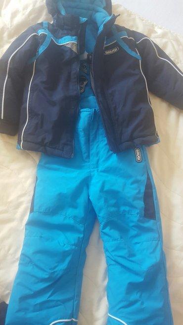 Novo brugi komplet jakna i ski odelo, za decake, vel 3/4, od 98 do 104 - Nis