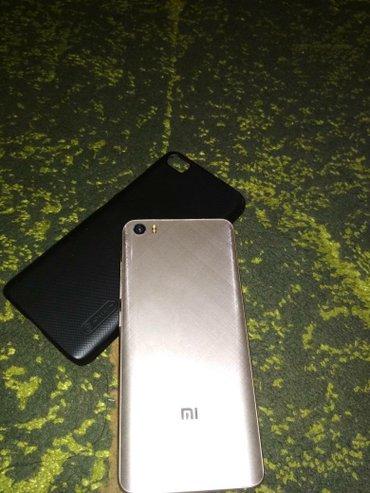 продам. Xiaomi mi 5 gold.  или меняю на iPhone 6 в Ош