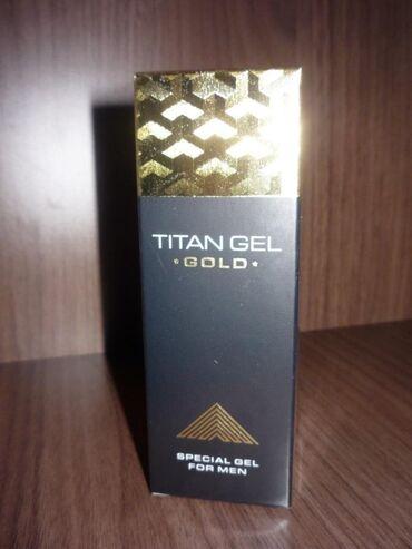 ТИТАН ГЕЛЬ ГОЛД (TITAN GEL GOLD) — является проверенным препаратом для