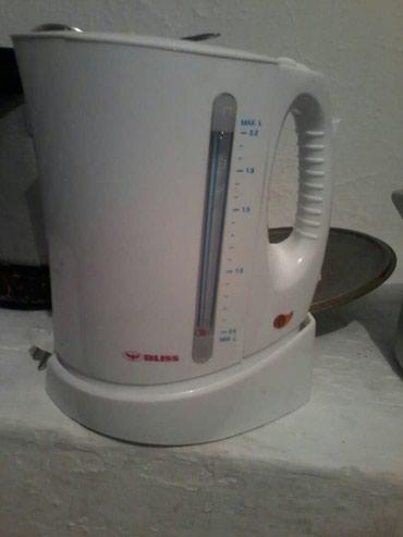 Электрочайники - Кыргызстан: Чайник электр.2 л. рабочий