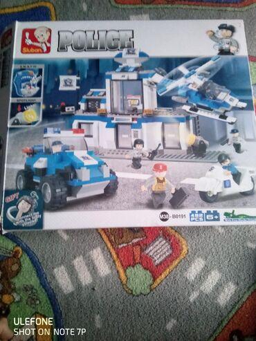 Lego Police kockice