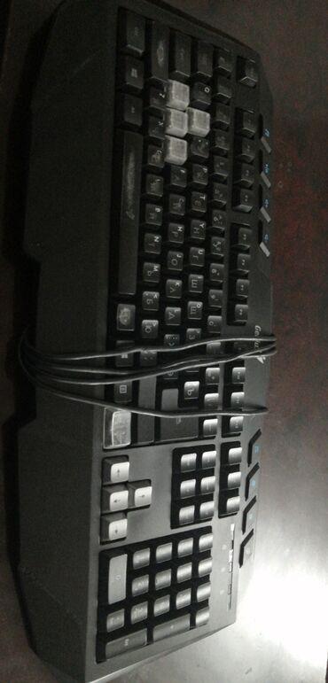 Клавиатуры - Кыргызстан: Продаю клавиатуру Genus Подсветка есть  Город Ош есть 12шт