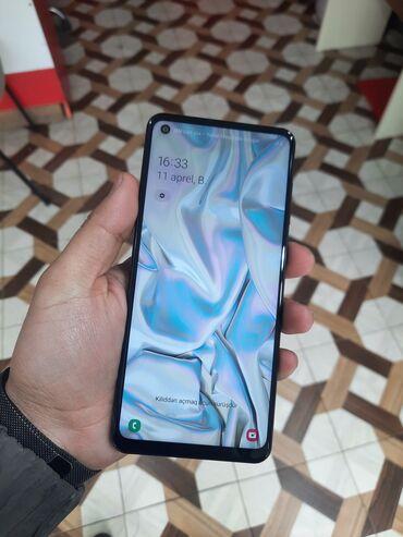 Samsung Galaxy S21 | 32 GB | qara | İşlənmiş | Zəmanət, Sensor, Barmaq izi